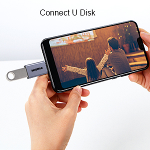 usb female to usb c male adapter