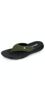 Womens ladies lightweight flip flop sandals neoprene comfortable non slip flexible beach summer