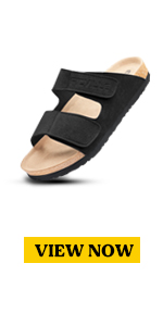 FitVille arch support slippers