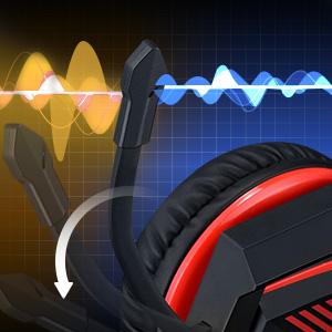 Flexible Noise Canceling Microphone
