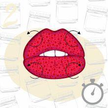 wet lips lip care