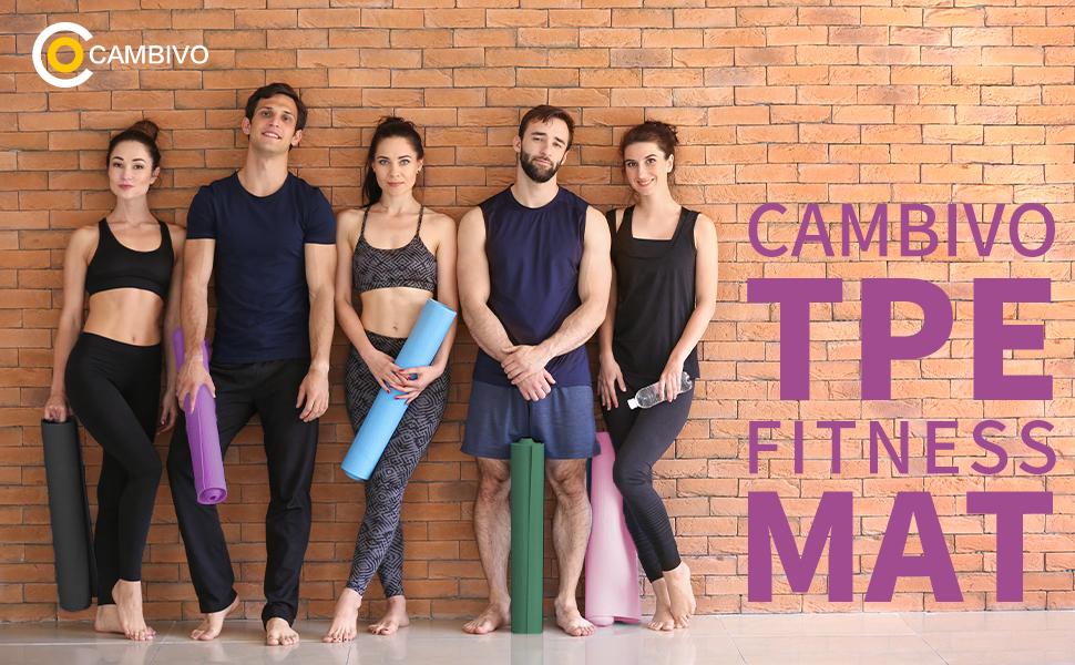yoga mats for men