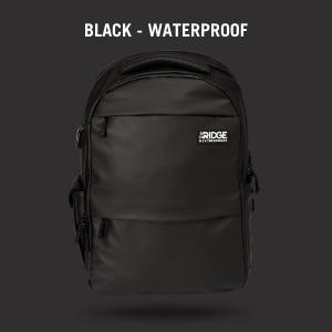 Ridge backpack the commuter black navy olive
