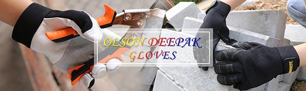 Yard work gloves-HY041