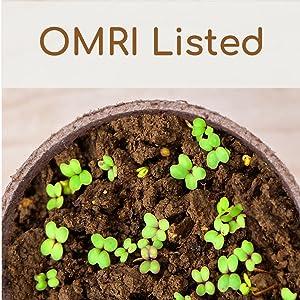 OMRI Listed Soil