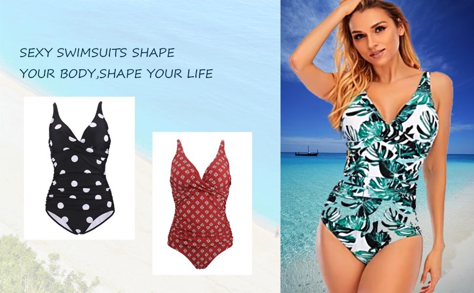 three style swimsuit