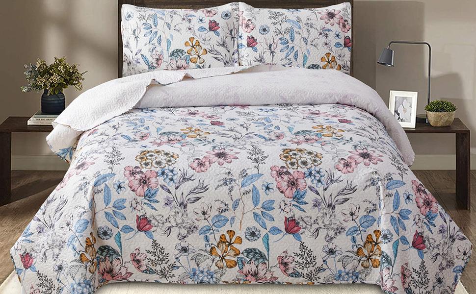 quilt set for queen bed