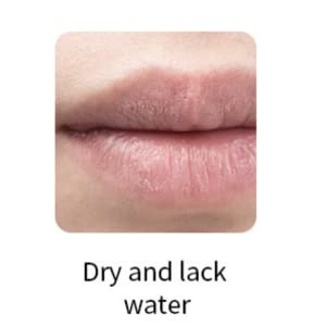 Dry and lack water