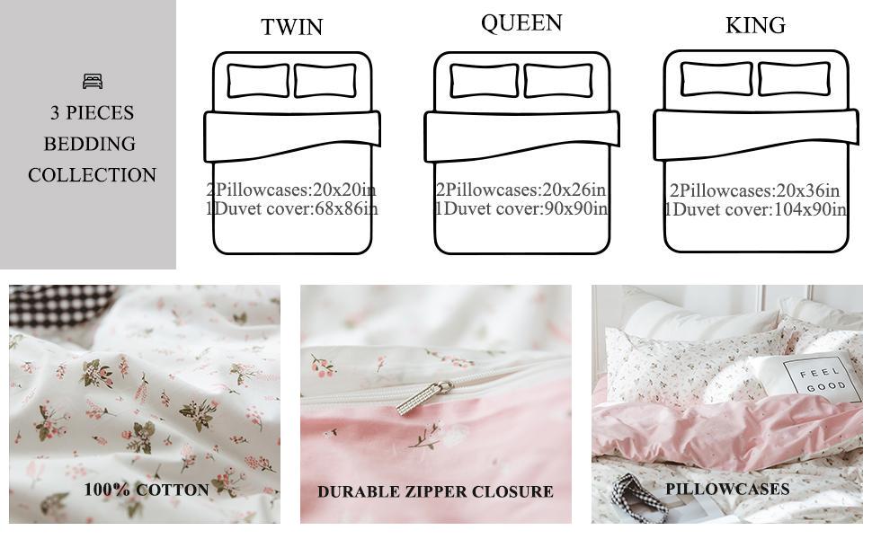 floral duvet cover sets