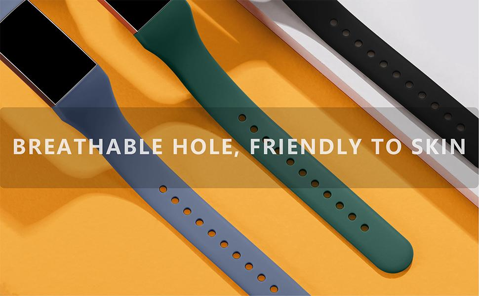 Soft and Breathable hole for sport,friendly to skin