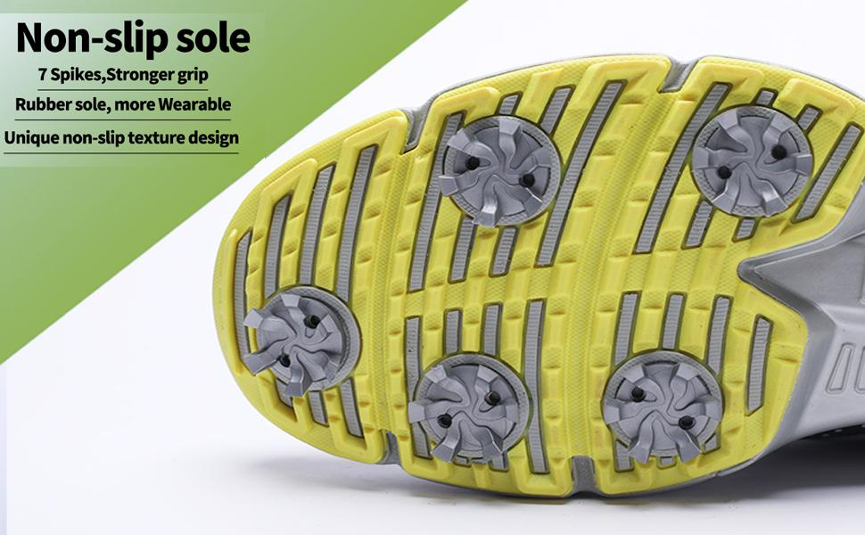 Spikes Golf Shoes
