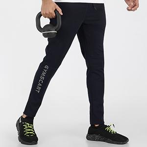 Navy Blue Track Pant