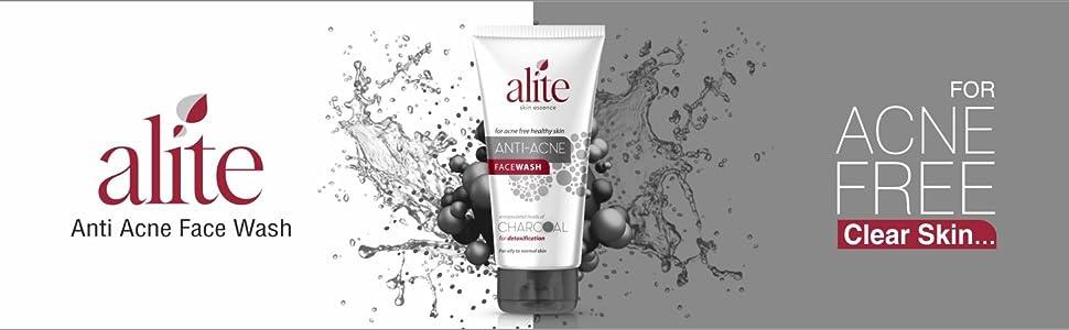 Anti acne facewash