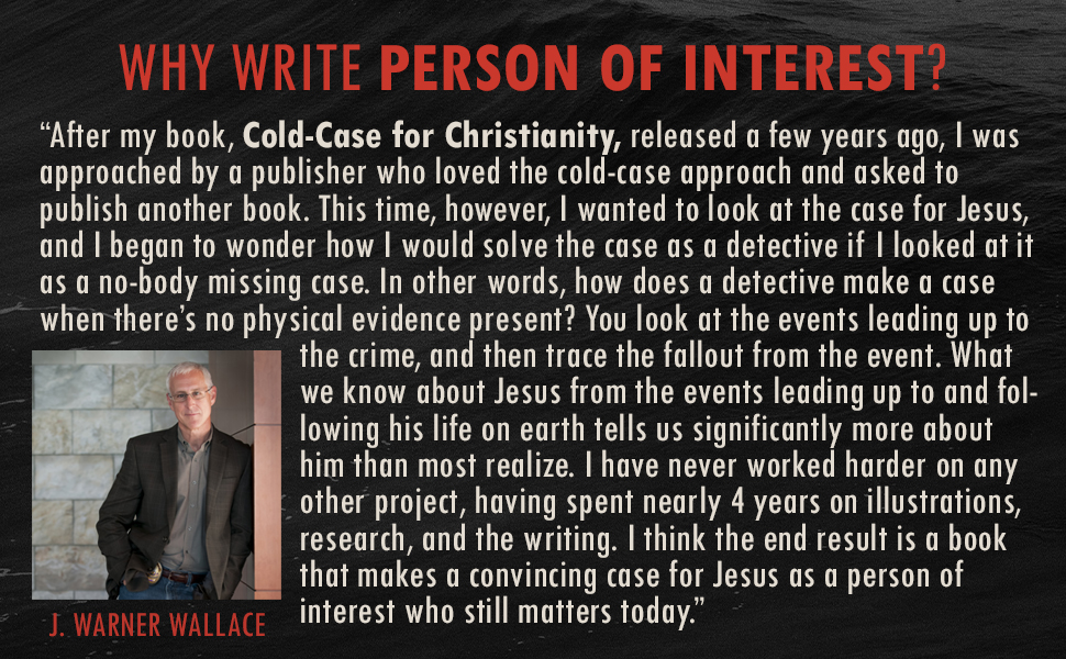 Person of Interest by J. Warner Wallace
