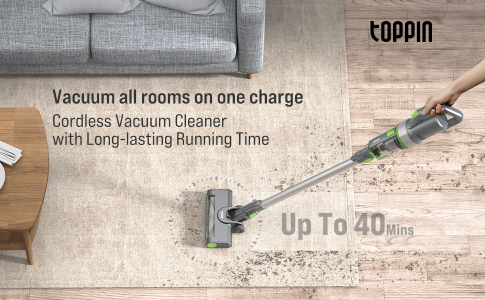 TOPPIN Vacuum Cleaner