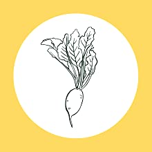 Golden Beets, house warming plant gifts, Unique Garden Gifts for Plant Lovers
