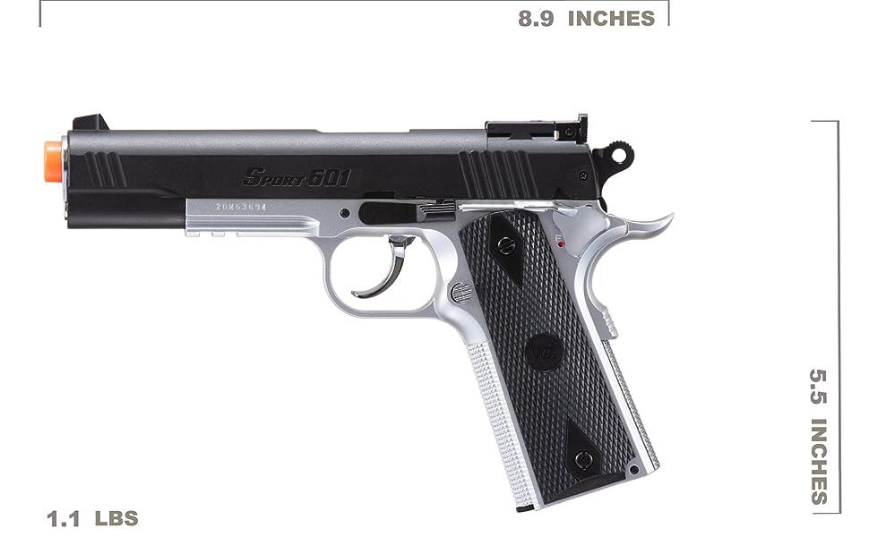 WG Sport 601 1911 Spring Pistol