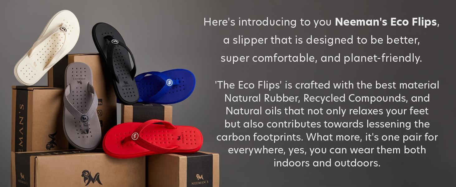 Neeman's Neemans Flips Slippers Shoes