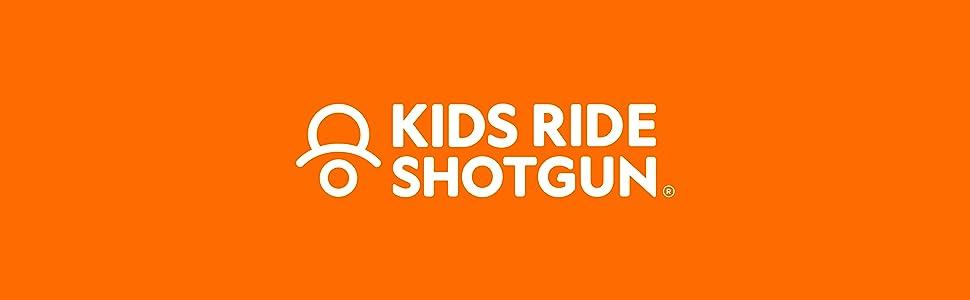 Shotgun Kids Bike seat, Kids MTB Seat
