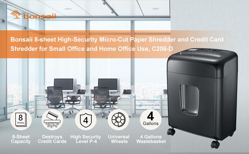 shredder for home office