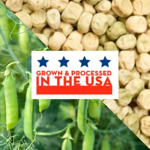 Grown and Processed in USA