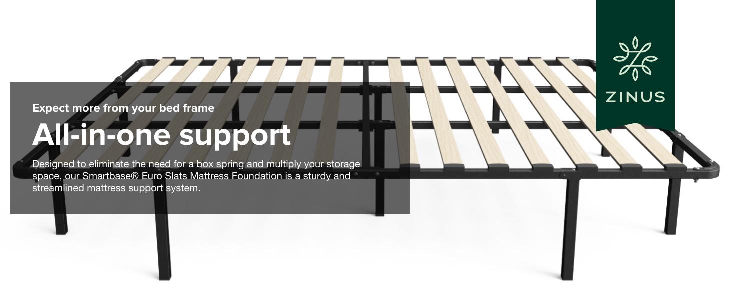 Cynthia MyEuro SmartBase Bed Frame