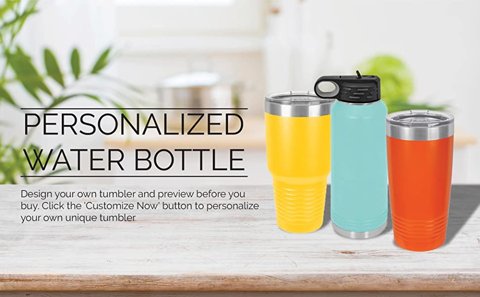 stainless  insulated cold mugs custom gifts tumblers and lid women nurse drink bottles