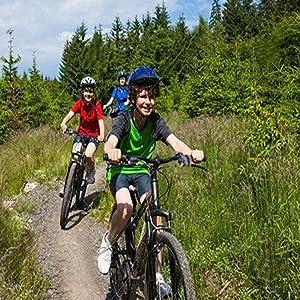 it for road bikes, mountain bikes, cruiser bikes, tricycles, folding bikes, scooters, kids bikes.
