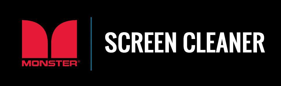 Monster Screen Cleaner