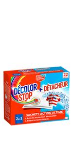Décolor Stop + Détacheur