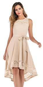 womens vintage cocotail hilo dress homecoming party dress halloween costume cosplay bridesmaid