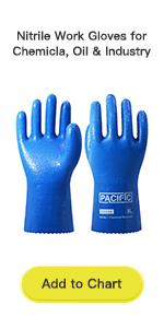 Nitrile Work Gloves for Chemicla, Oil amp;amp;amp;amp;amp;amp;amp;amp;amp; Industry