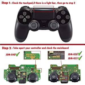 Faceplace for PS4 controller