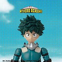 My Hero Academia Anime Heroes Bandai