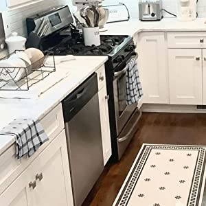 Checkered Flat Towel