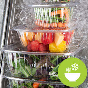 Eco-Products Deli Container, Salad Container