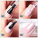 apply gel nail polish