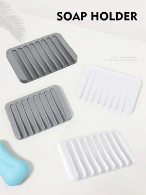 soap holder for shower wall