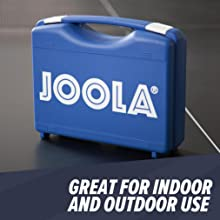 Great for indoor and outdoor use