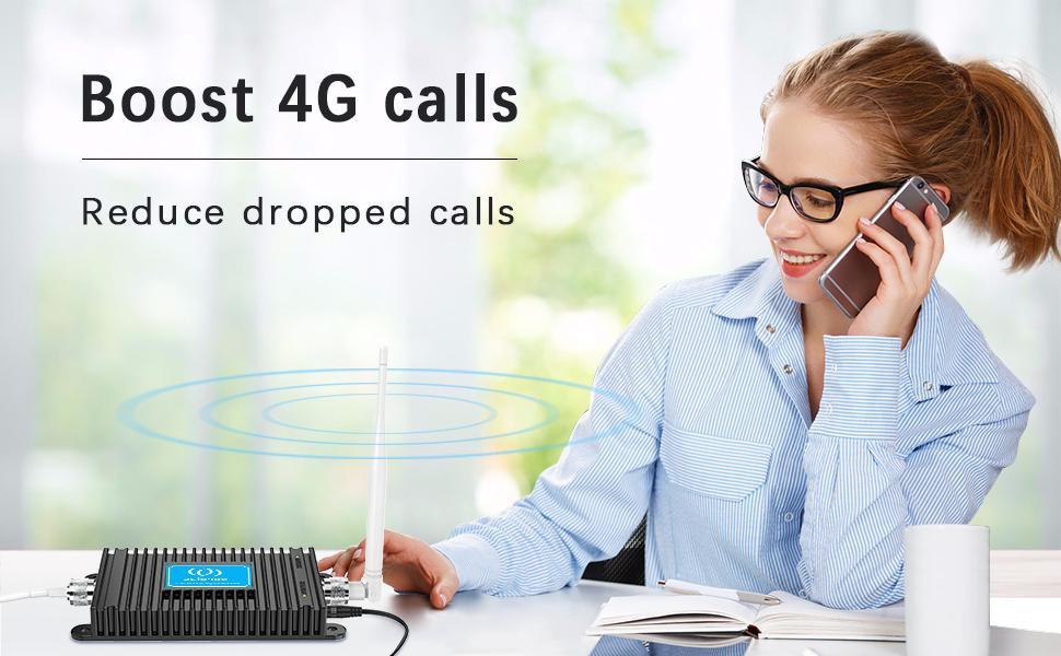4g phone signal booster