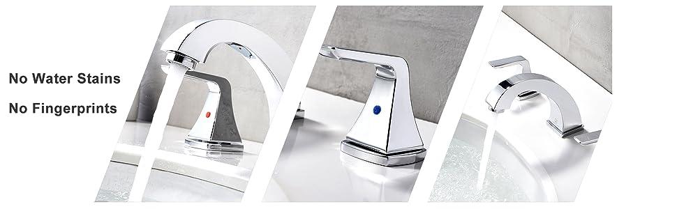 bathroom sink faucets & parts