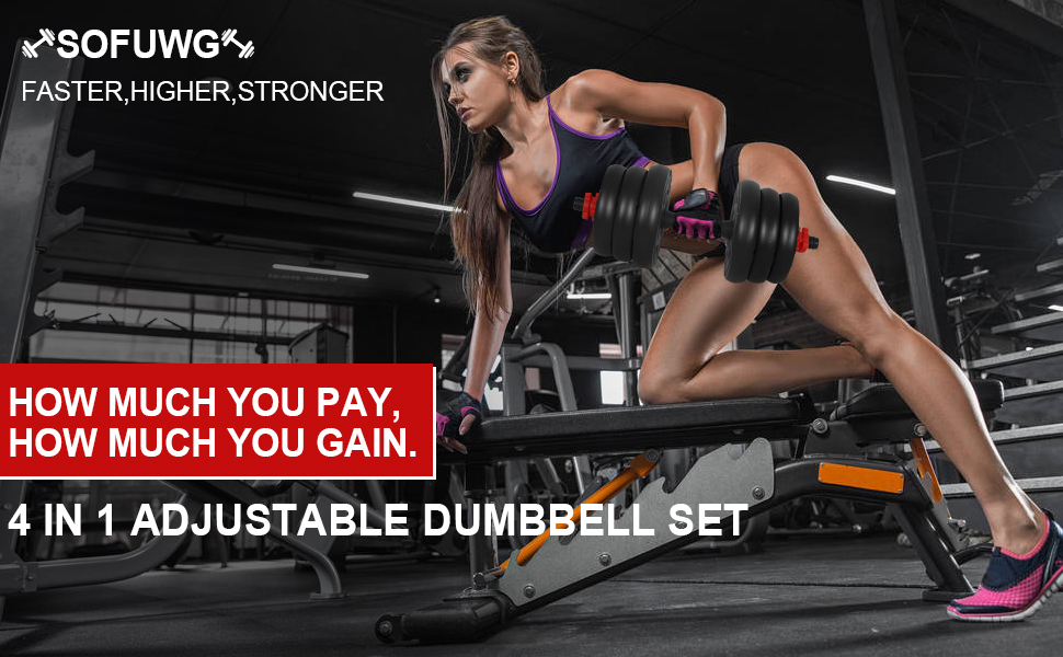 weights dumbbell sets