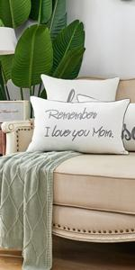 Remember I love you Mom