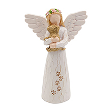 Angel Figurines Dog Memorials Gifts