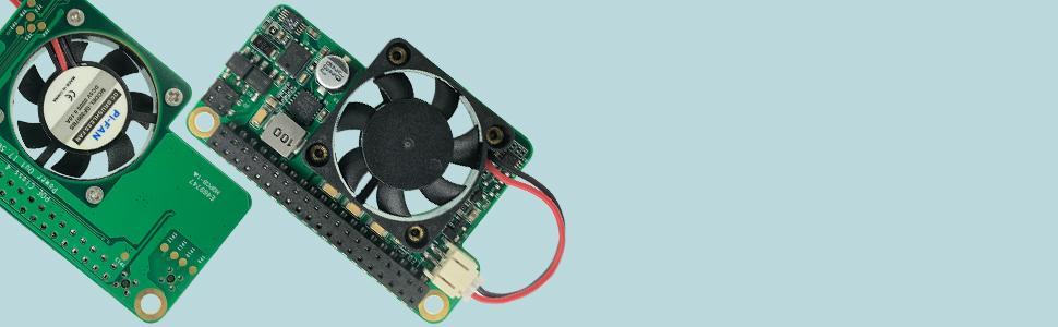 15W POE Module for Raspberry Pi 4/Pi 3 b+/cm3/cm3+/cm4