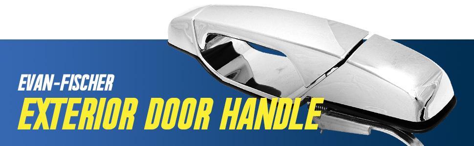 aftermarket replacement exterior door handle