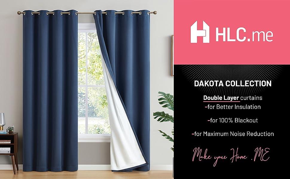 Dakota Collection Navy Blue