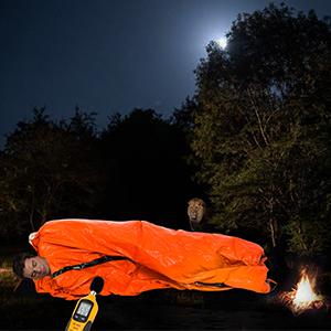 outdoor adventure sleeping ba