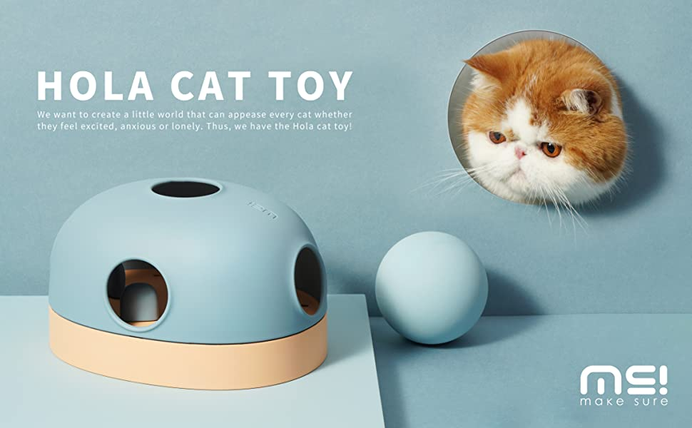kitty toys for indoor cats