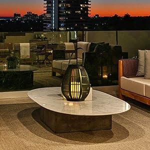 solar tabletop lanterns